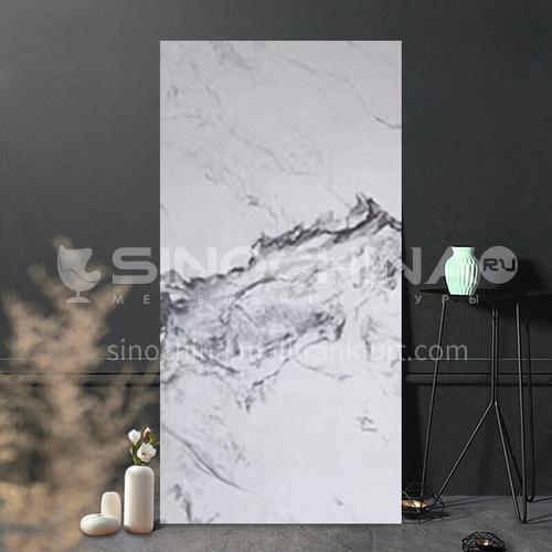 Full body marble villa living room TV background wall slab-WLK240T05 1200mm*2400mm