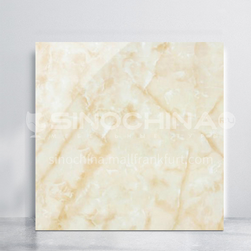 Modern and simple guest dining room polished glazed all-over floor tiles-WLKHKYS-Y 800*800mm
