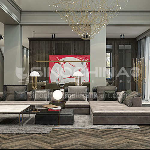 Apartment-American Classic Apartment Design   AAS1013
