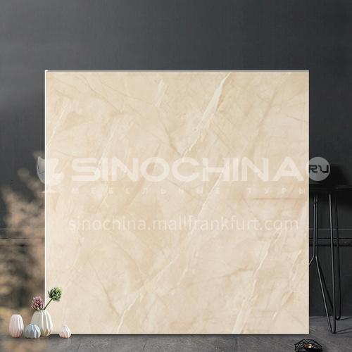Living room floor tiles gray non-slip full-body marble floor tiles modern light luxury-FEZT87013 800mm*800mm