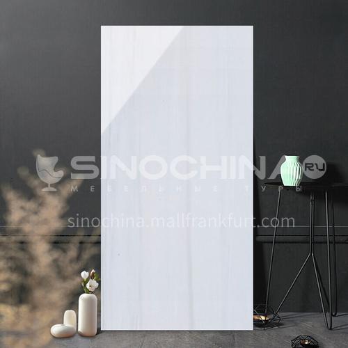 Living room imitation marble tile hall aisle wall brick TV background wall-WLKQMZL-W 400*800mm