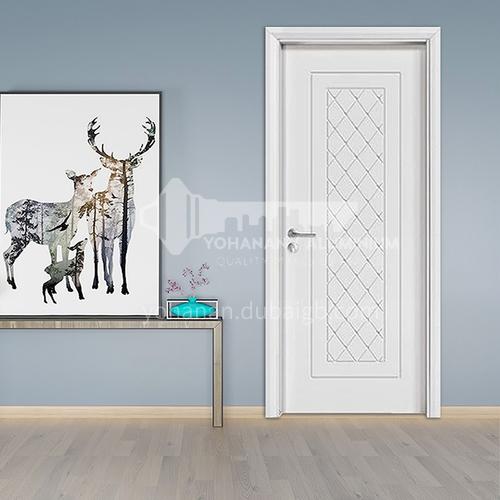 G Modern classic oak wood carved door room door interior door kitchen door solid wood door 12