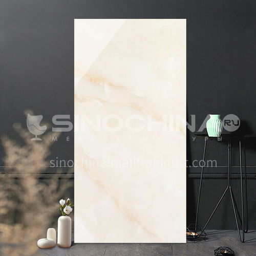 Living room imitation marble tile hall aisle wall brick TV background wall-WLKXYHY-Y 400*800mm