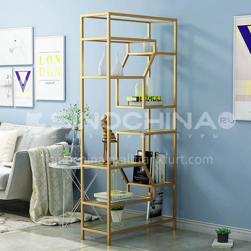 Steel Glass Special Rack Bookshelf