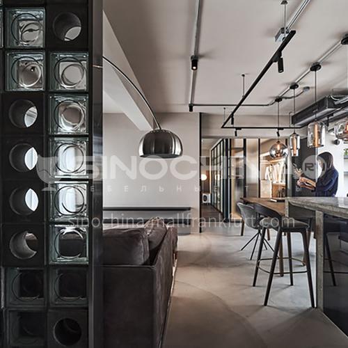 Apartment-Industrial style apartment design   AIS1003