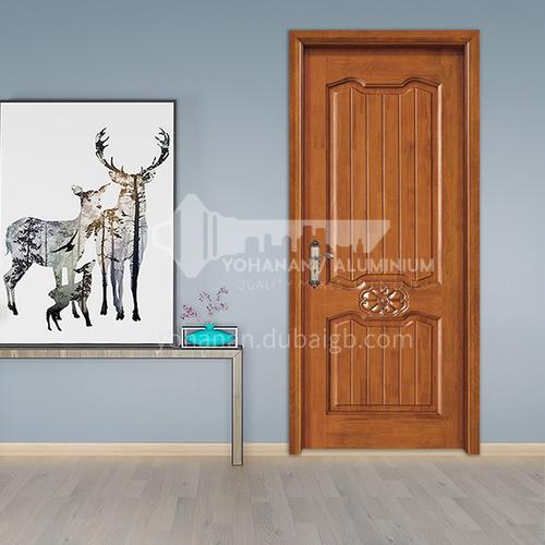 G Modern classic oak wood carved door room door interior door kitchen door solid wood door 15