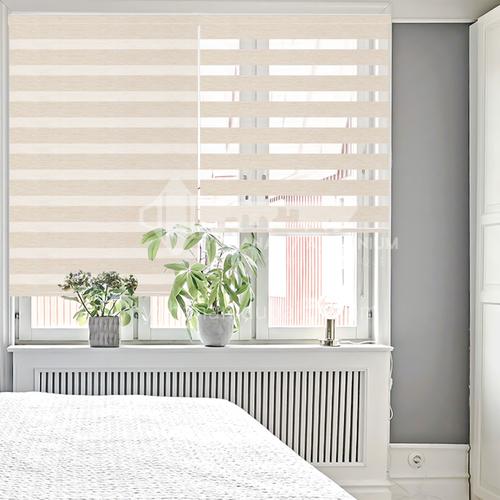 Modern minimalist style high quality blackout soft gauze SF-RS75-8