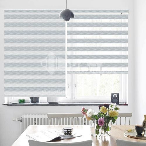 Modern minimalist style high quality blackout soft gauze SF-RS75-CT