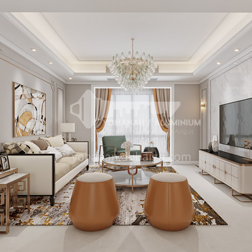 French villa design  VF10023