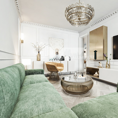 French villa design   VF10028