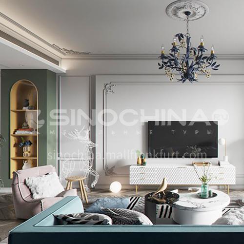 Colorful French villa   VF10030