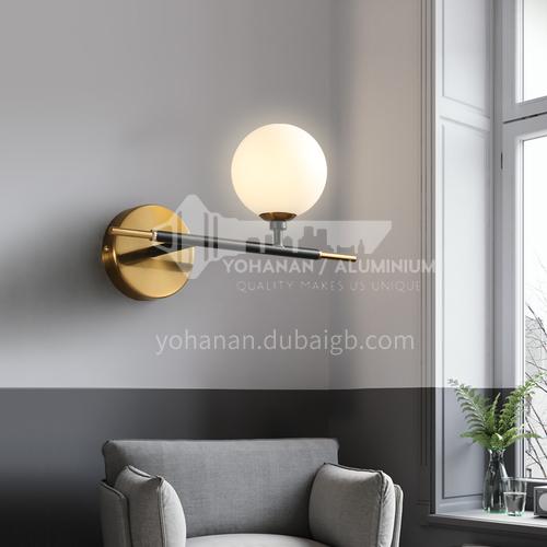 Bedside wall lamp modern light luxury living room aisle corridor Nordic lamps YDH-7074