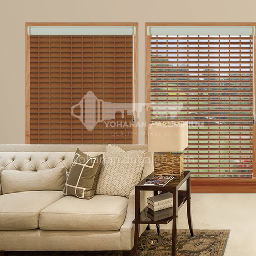 Modern minimalist style high quality soft curtain SF-RS80-111