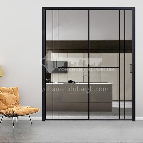 2.0mm aluminum alloy extremely narrow sliding door 4