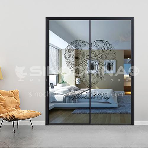 2.0mm aluminum alloy extremely narrow sliding door 5