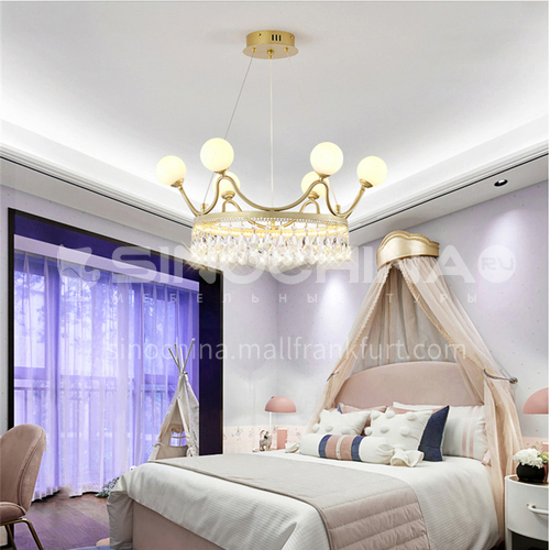 Bedroom living room corridor balcony dining room chandelier creative art LED lighting-GD-1753