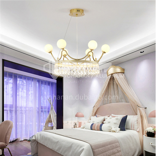 Bedroom living room corridor balcony dining room chandelier creative art LED lighting-GD-1753