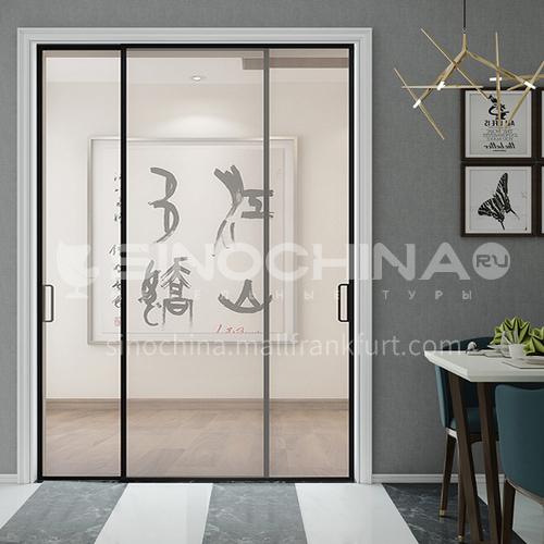 2.0 mm narrow side aluminum sliding door1