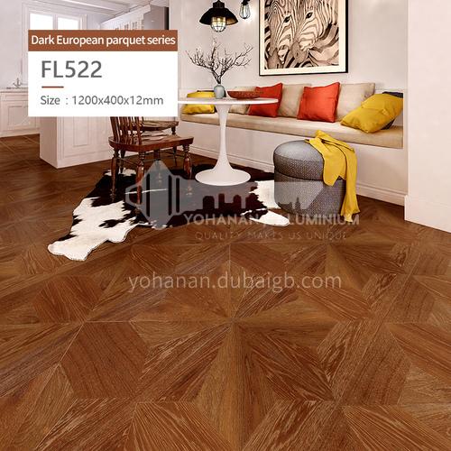 12 mm Laminate Parquet Flooring FL522