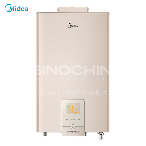Midea/美的 13L Gas Water Heater Household (Natural Gas) Water and Gas Dual Adjustable Broadband DQ000471
