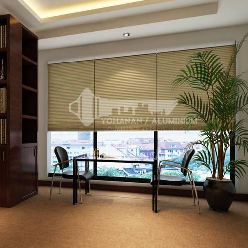 Modern minimalist style heat and sound insulation honeycomb curtain XIBAILI120