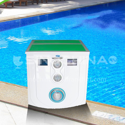 Factory direct sale water treatment circulation equipment swimming pool wall-mounted integrated filter DQ000565
