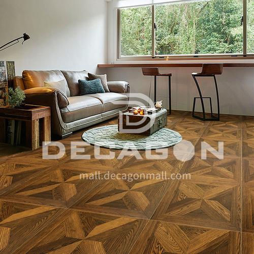 12mm laminate flooring, environmental protection, surface waterproof, wear-resistant, MX-ES8137