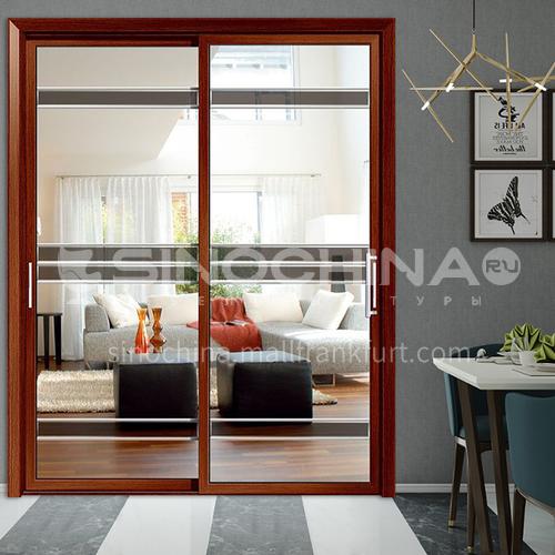 1.4MM aluminum alloy sliding glass door apartment engineering door interior kitchen door partition door9