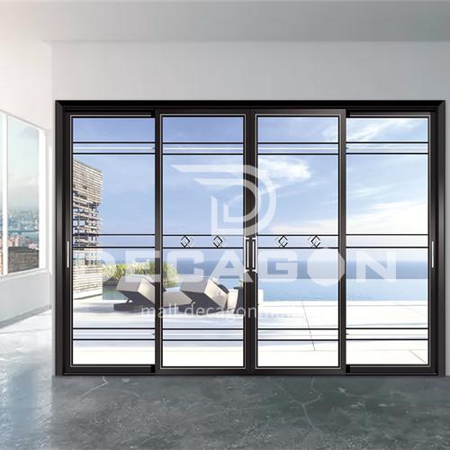 1.2mm aluminum alloy sliding door kitchen balcony door30