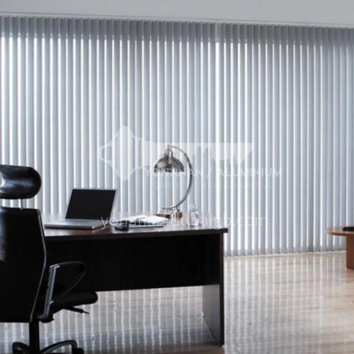 Modern minimalist style good quality waterproof vertical curtain SFCZ-XM