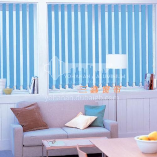 Modern minimalist style high quality waterproof vertical curtain SFCZ-YZZP