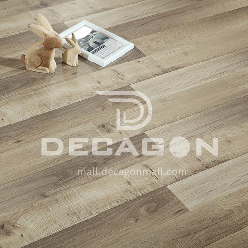 12mm laminate flooring, environmental protection retro, GXT-375