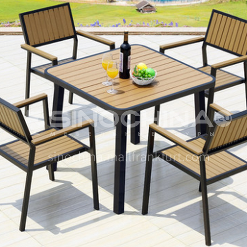 MSSM-Outdoor Table and Chair Courtyard Terrace Villa High-end