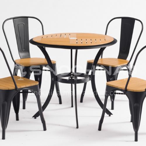 MSSM-063,64,65 outdoor leisure outdoor chair + black chair