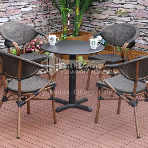 MSSM-Outdoor Leisure Tea Table+Carbon Steel Table+Aluminum Pins/Good Stability