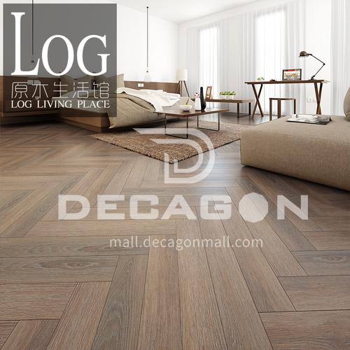12MM laminate flooring, environmental protection, surface waterproof, fish bone parquet flooring, YM- H819