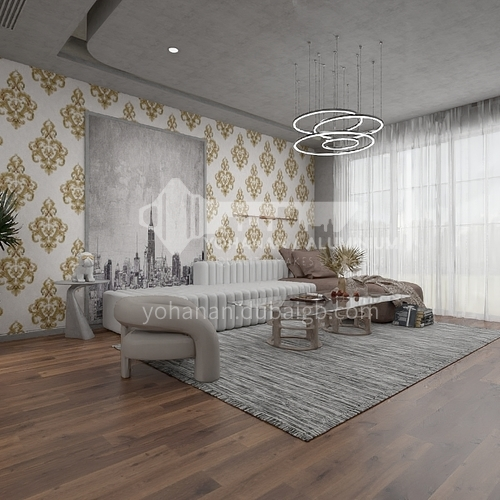 Wallpaper,PVC Wallpaper,Waterproof, Wall decoration,European classical style, 9070-9076