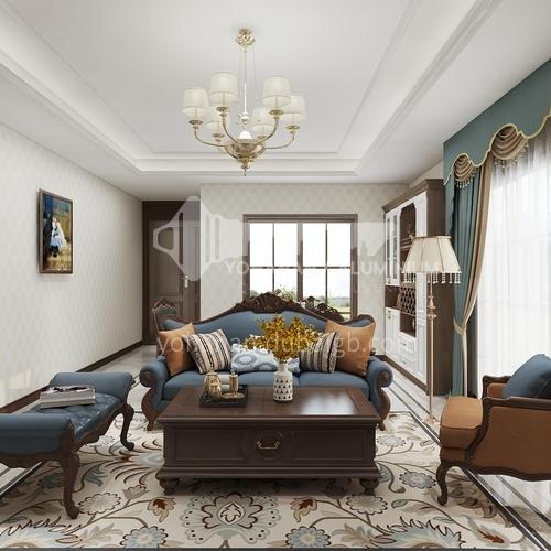 Wallpaper,PVC Wallpaper,Waterproof, Wall decoration,European classical style,980301-1-980308