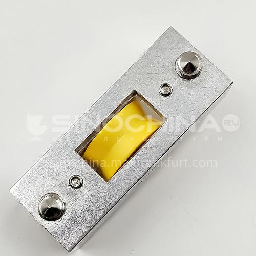 B022 durable hot sale aluminum alloy door and window pulley