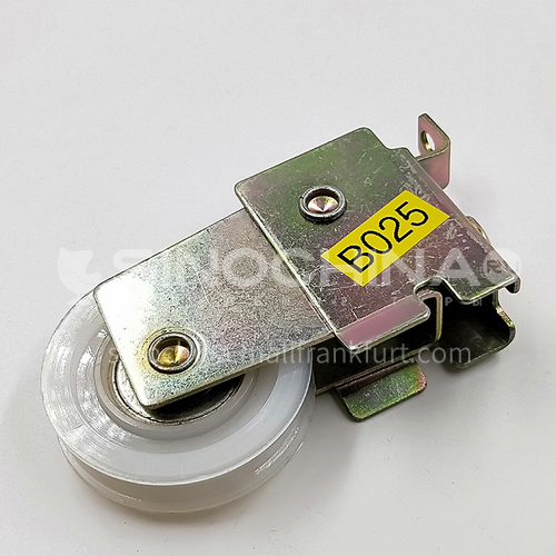 B025 Durable hot-selling iron door and window pulley