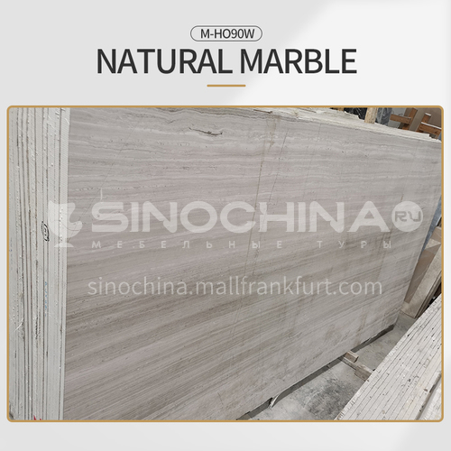 Modern light luxury gray natural marble M-H090W