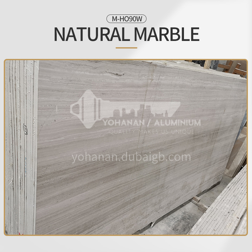 Hot selling modern style high-grade natural gray marble M-H090W