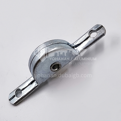 B045 Special pulley for cupboard, cupboard, stable and silent