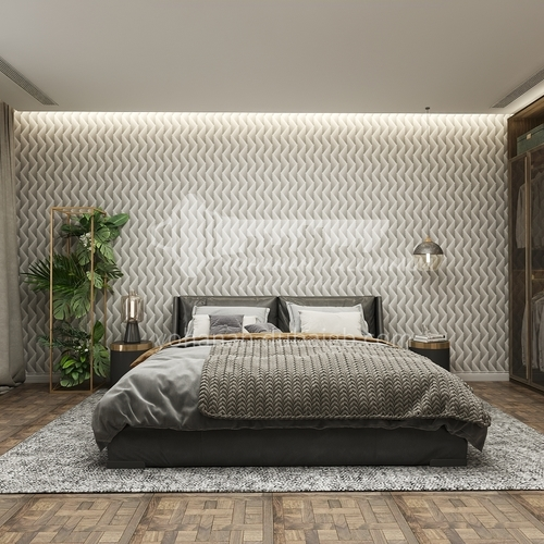 Wallpaper,PVC Wallpaper,Waterproof, Wall decoration,Modern and simple style,  3D design, 981701-981708