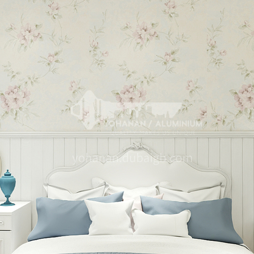Waterproof and mildew proof living room bedroom wallpaper Classical style Wallpaper VA622 Wall decoration