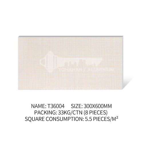 Cloth pattern antique tile kitchen wall tile bathroom tile simple modern bathroom non-slip floor tiles-SSFYT36004 300mm*600mm