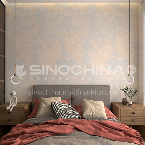 Waterproof and mildew proof living room bedroom wallpaper Classical style Wallpaper VA623 Wall decoration