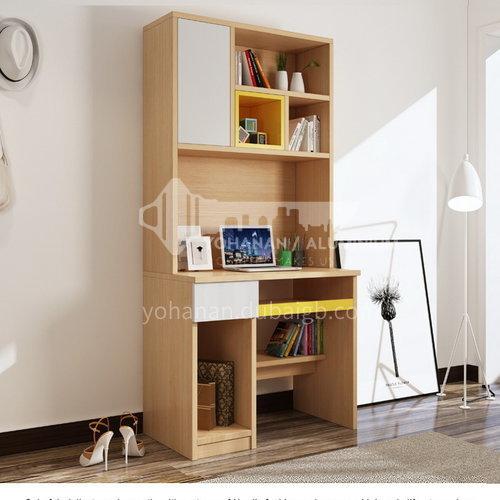 XDD-8815 bookcase bedroom simple modern combination one home desk computer storage cabinet combination