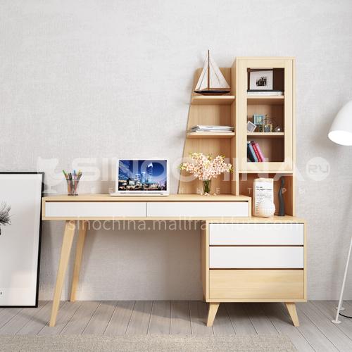 XDD-8825 desk 2020 bedroom simple modern desk home telescopic desk computer storage cabinet mix color