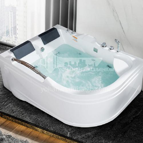 Acrylic bathtub  massage  bathtub Jacuzzi
